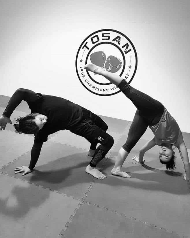 Functional Capoeira - Dienstag und Donnerstag im Kampfsportcenter Tosan Foto: (c) Freizeit in Wien