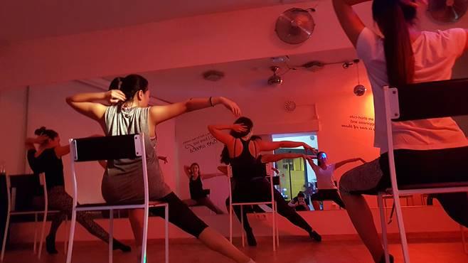 Club Chair Dance im Ti:kju. Foto: © Freizeit in Wien