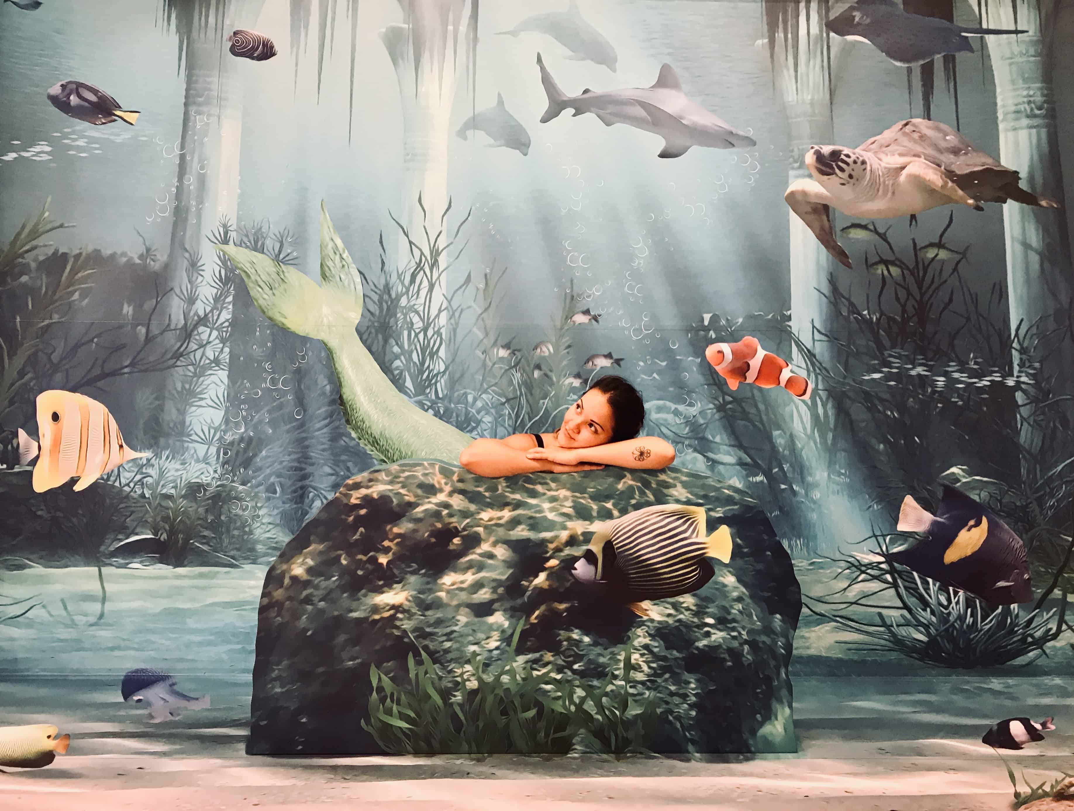 3D PicArt - Meerjungfrau