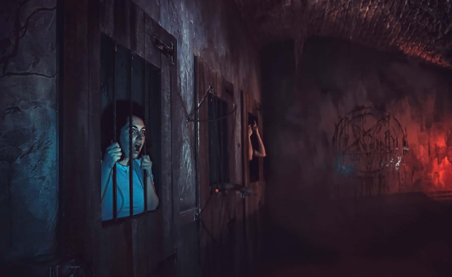 No Way out Escape Room Wien - Hinter Gittern