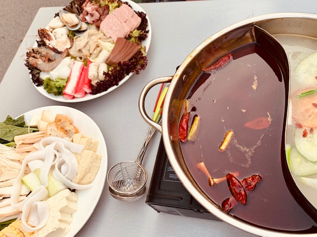 Hot Pot in der Kettenbrrückengasse